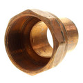 "1-1/2"" x 2"" Copper x Female Adapter"