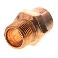 "3/4"" x 1/2"" Copper x Male Adapter"