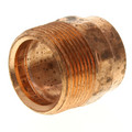 "1-1/4"" Copper x Male Adapter"