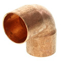 "1"" Copper 90° Elbow"