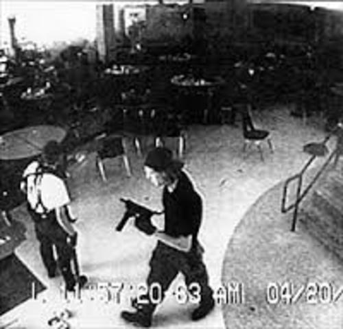 Columbine Shooting pt.1