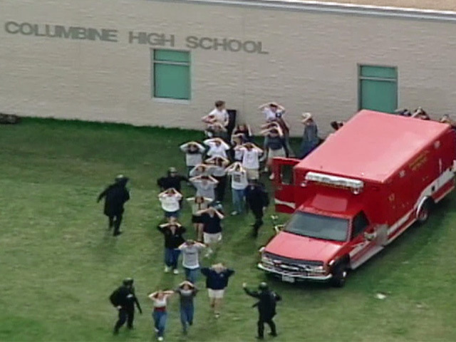 Columbine Shooting pt.2