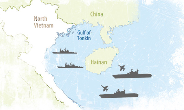 a history of the tonkin gulf resolution False flag wars: the gulf of tonkin the gulf of tonkin incident is the most notorious false flag in american history gulf of tonkin gulf of tonkin resolution.