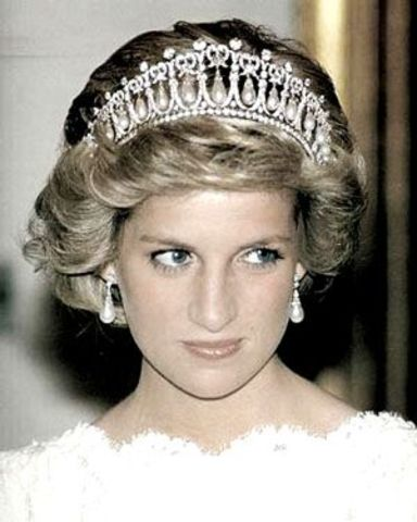 Princess Diana Dies In Car Accident