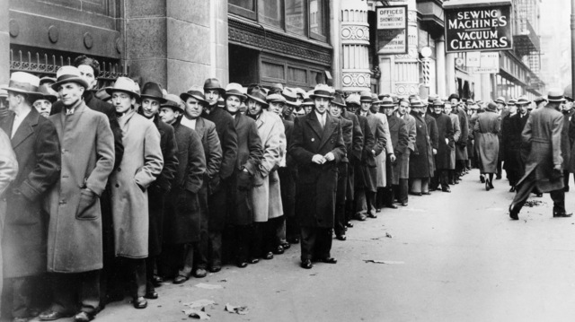 comparison of the great depression 1929 1930 Great depression 'great recession' bank failures: 9,096 – 50% of banks (jan 1930 – march 1933) 57 – 06% of banks (dec 2007 – may 2009.