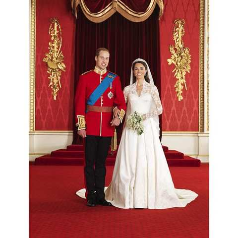 Royal Marriage: William and Kate pt.1