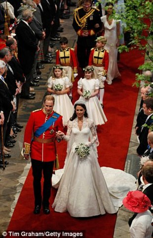Royal Marriage: William and Kate pt.2