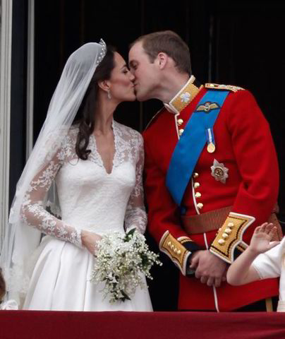Royal Marriage: William and Kate pt.4