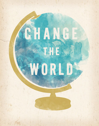 Change the World pt.1
