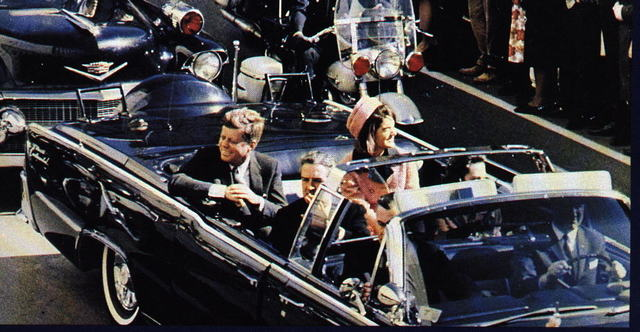 John F. Kennedy Assasinated