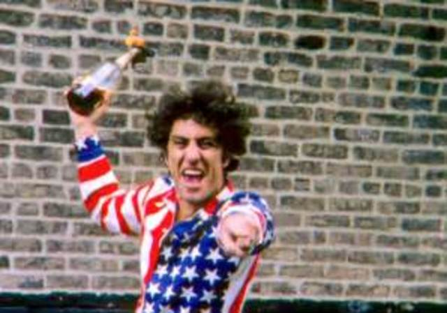 Abbie Hoffman Anti-War Protest