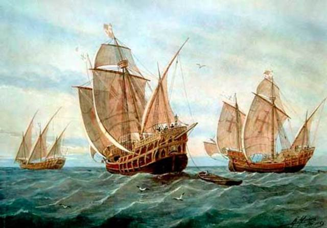 Expedition of Christopher Columbus