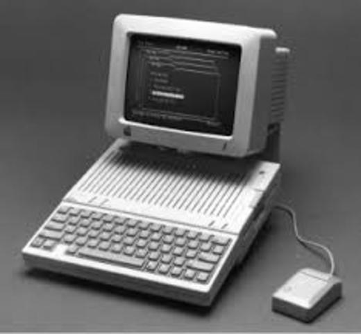 Historia de la informatica \