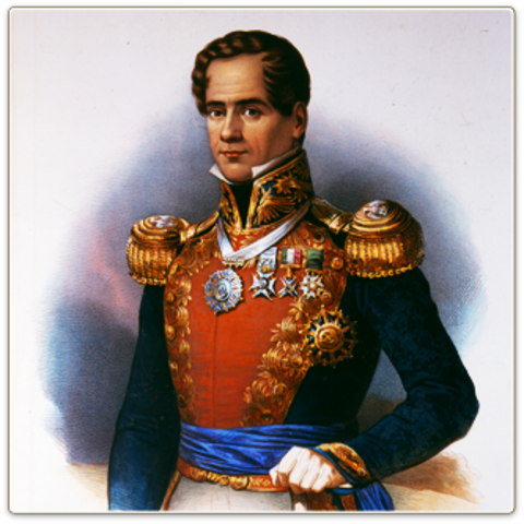 general antonio lópez de santa anna The mcardle notebooks dawn at the alamo picture of general antonio lopez de santa anna, sent to mcardle from mexico city handbook of texas article on antonio lópez de santa anna.