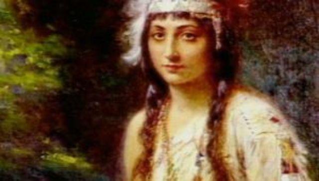 biography of pocahontas
