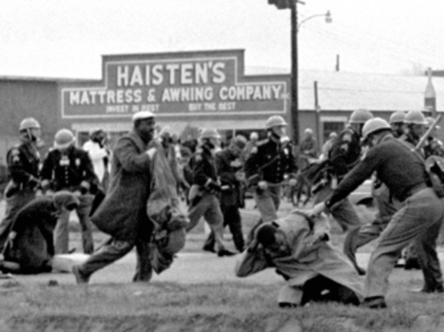 """Bloody Sunday"" Sparks the Civil Rights Movement"