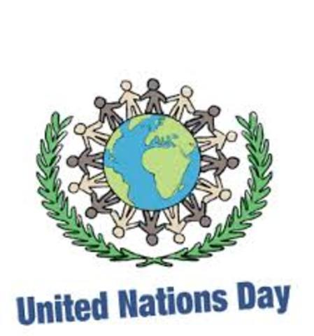 """United Nations Day"" Created"