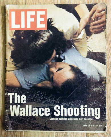 George Wallace Attempted Assasination