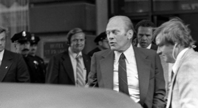 President Ford Assassination Attempt