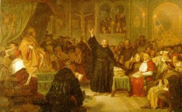2nd meeting of The Diet Of Worms