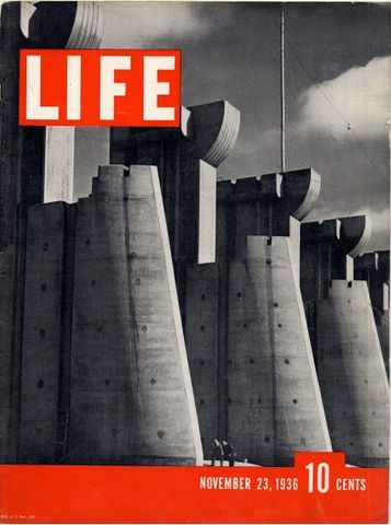 First issue of Life magazine published