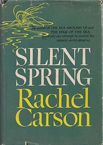 Silent spring is published