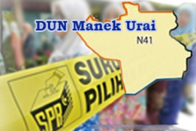 Post 308 7th by election-- Manek Urai (Kelantan DUN)