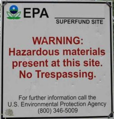 epa superfund sites essay