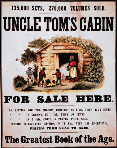the publication of uncle toms cabin essay Ka's us history fellow kim and us history intern becca discuss the growing sectional conflict in the 1850s that surrounded the publication of harriet.