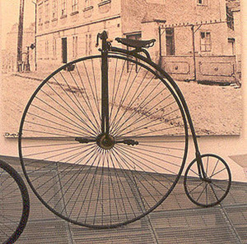 Lallemands velocipede