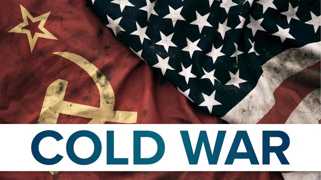 communism and cold war tension The communist takeover in china tensions over occupied germany the united states and the origins of the cold war, 1941-1947.
