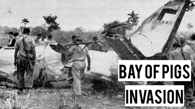 history and unsuccessful operation of the bay pigs invasion The bay of pigs invasion and its aftermath, april 1961-october 1962 a left-wing revolution in cuba had ended in 1959 with the ouster of president fulgencia batista and the establishment of a new government under premier fidel castro.