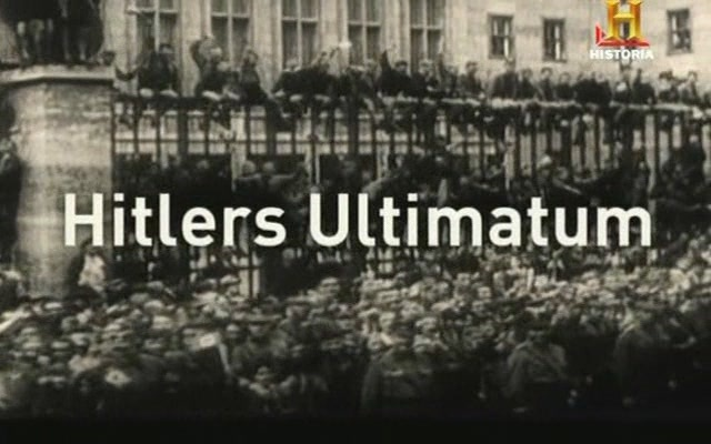 Hitler's Ultimatum