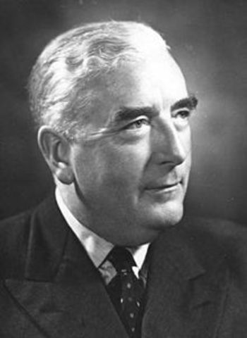 Robert Menzies is elected Prime Minister of Australia
