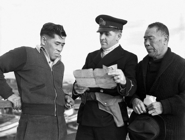 Detainment of Japanese During WWII