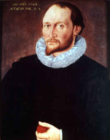 Thomas Harriot (1560-1621)