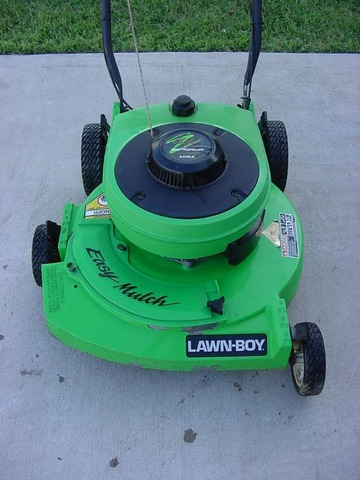 A mid 1990's Push mower