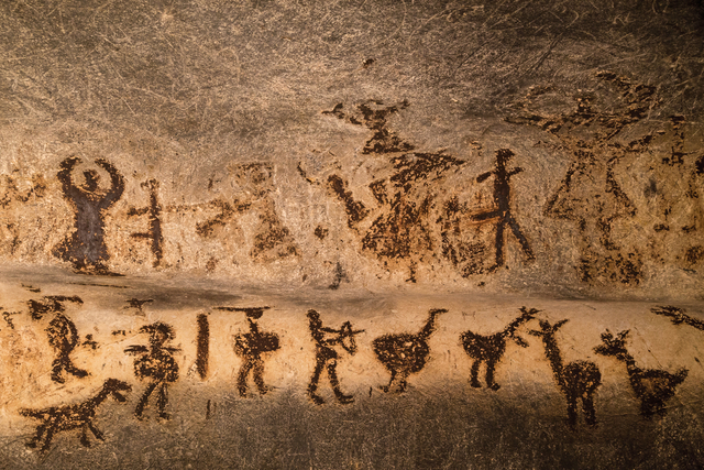 PreHistoric Age Cave Painting