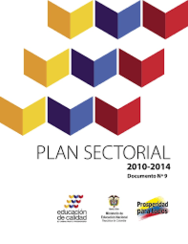 Plan sectorial 2010-2014