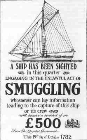 The Idea of Smuggling