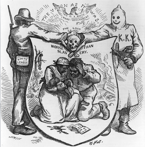 The End of the Reconstruction Era