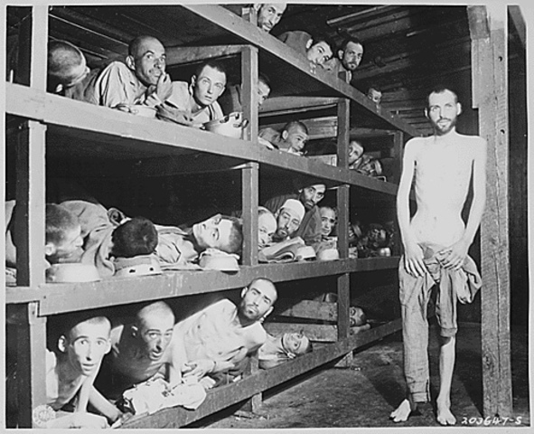 a description of the concentration camps as a big part of the holocaust Auschwitz was the most infamous camp of the holocaust holocaust facts show that part of ghettos, and others as concentration big countries all refused the.