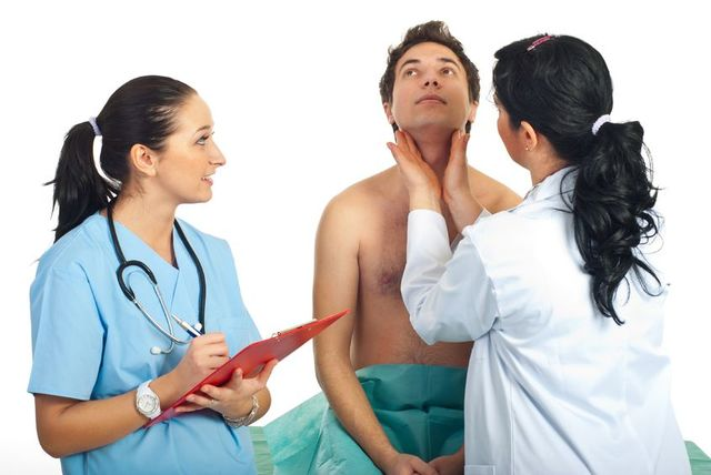 Physical Examination Regularity Change