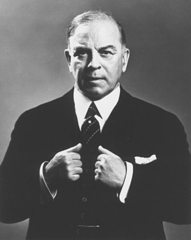 William Lyon Mackenzie King delivers his '5 cent speech'