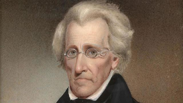 Andrew Jackson's election
