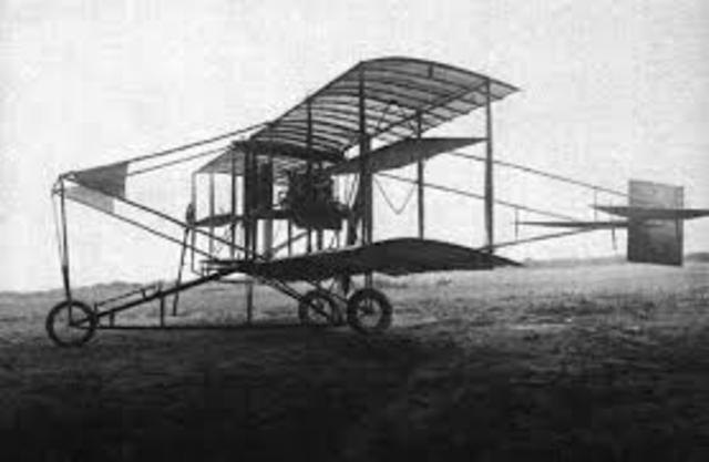 The invention of the electric light, telephone, and airplane