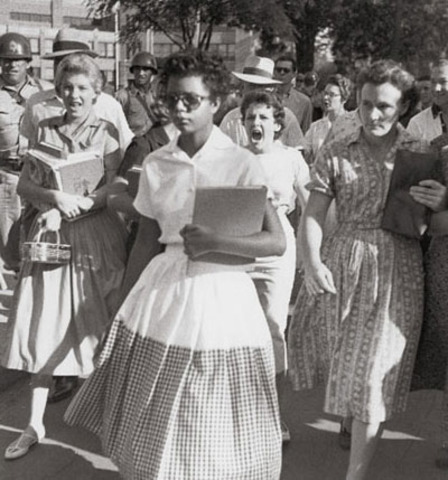 Desegregation of Univ of Alabama