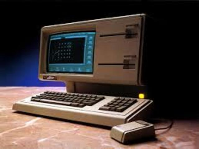 "Release of Apples ""Lisa"" computer - Module 10"