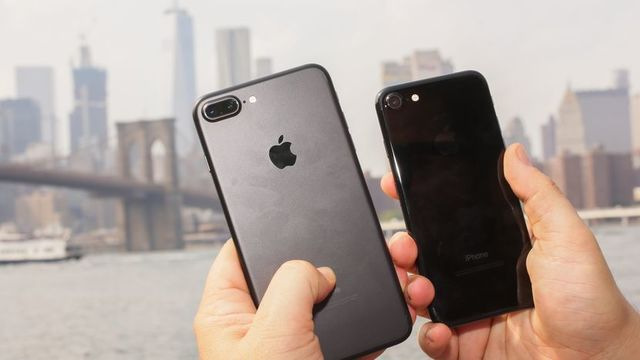 iPhone 7 y 7 Plus