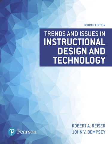 "Reiser Publishes ""Trends and Issues in Instructional Design and Technology"""